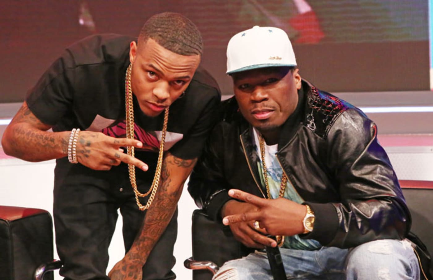 Bow Wow and 50 Cent