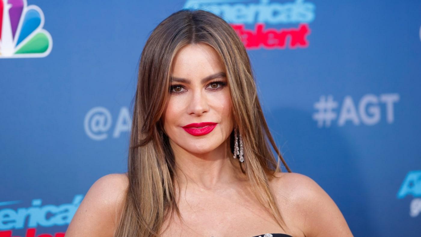 "Sofia Vergara attends the ""America's Got Talent"" Season 15 Kickoff."