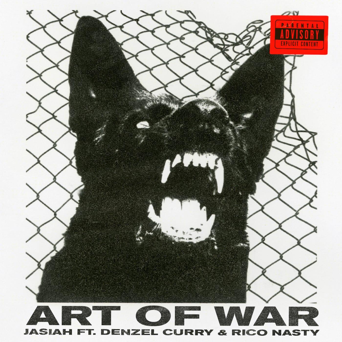 "Jasiah ""Art of War"""