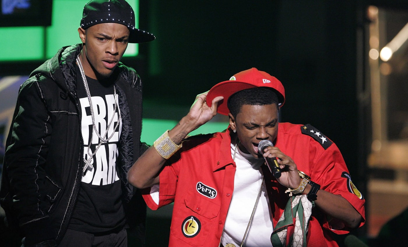 Soulja Boy and Bow Wow
