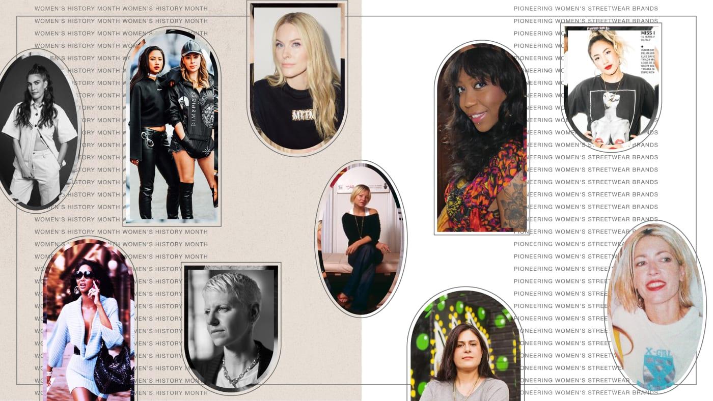 Pioneering Women's Streetwear Brands