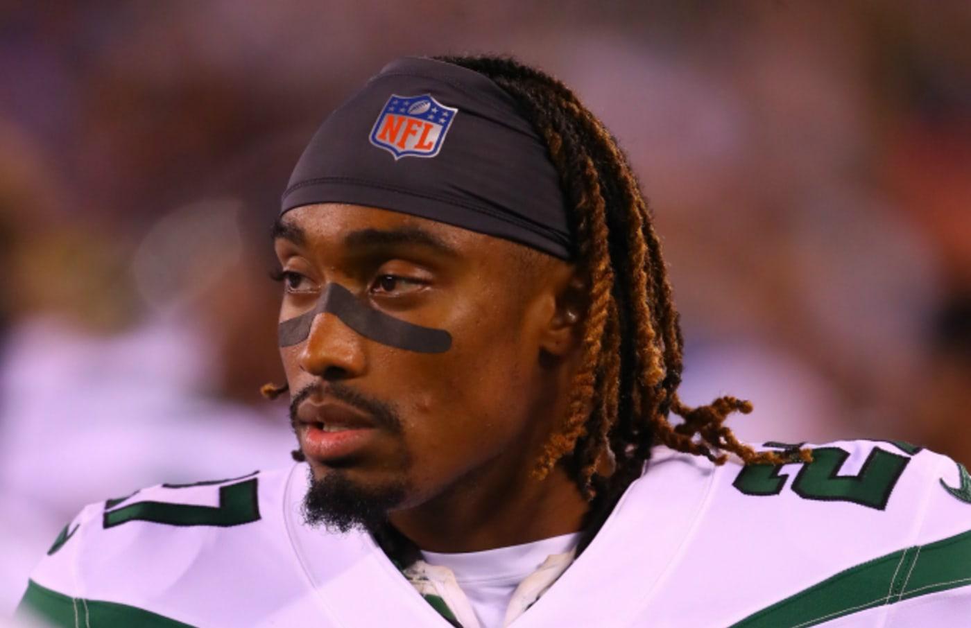 New York Jets cornerback Darryl Roberts