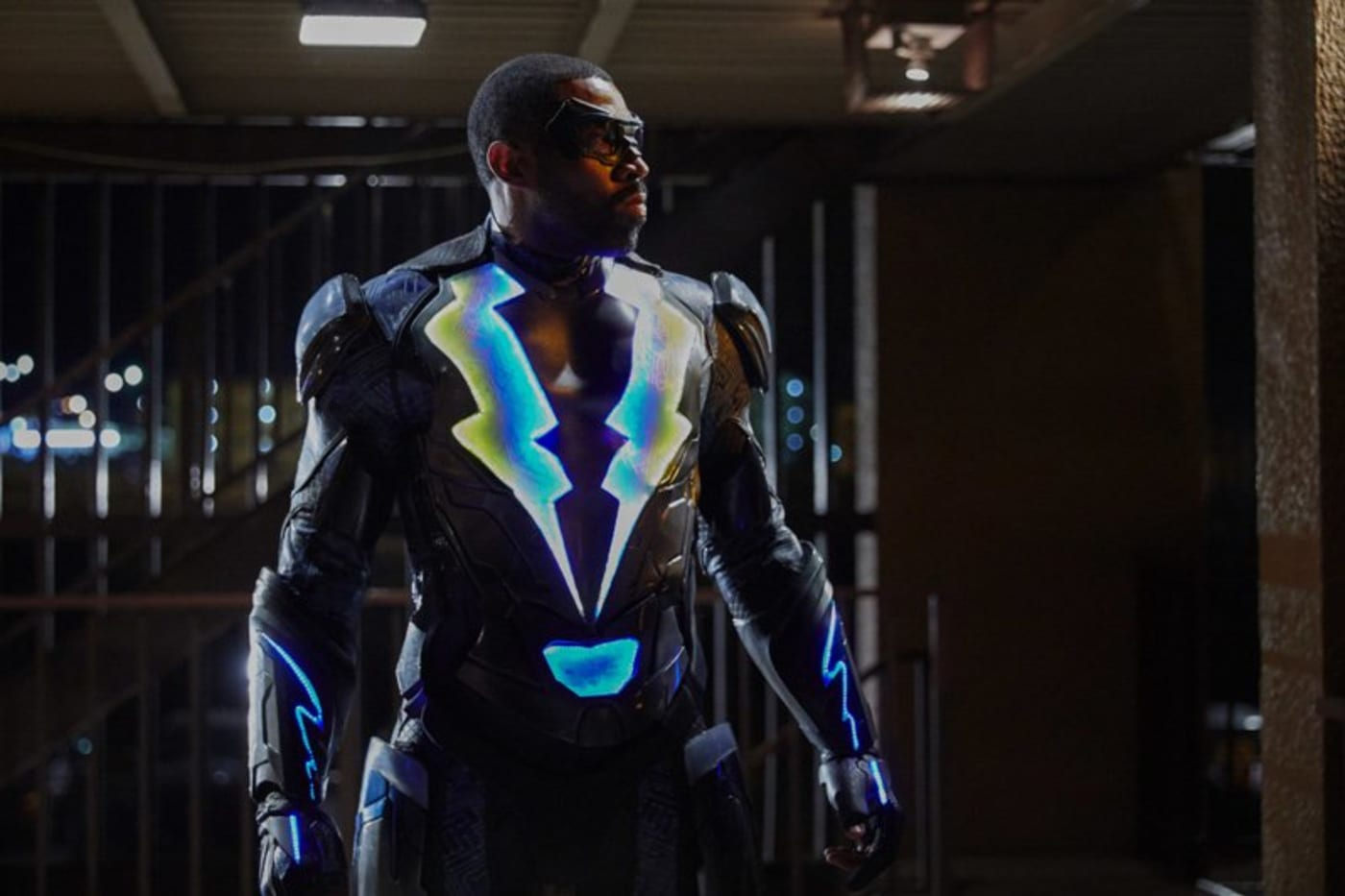 Cress Williams in The CW's 'Black Lightning'