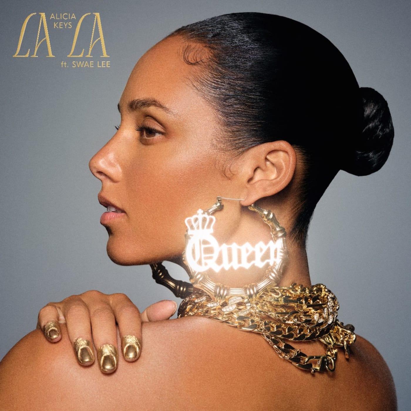 """""""La La"""" Alicia Keys ft. Swae Lee"""