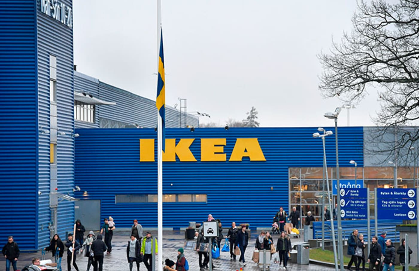 This is a photo of Ikea.