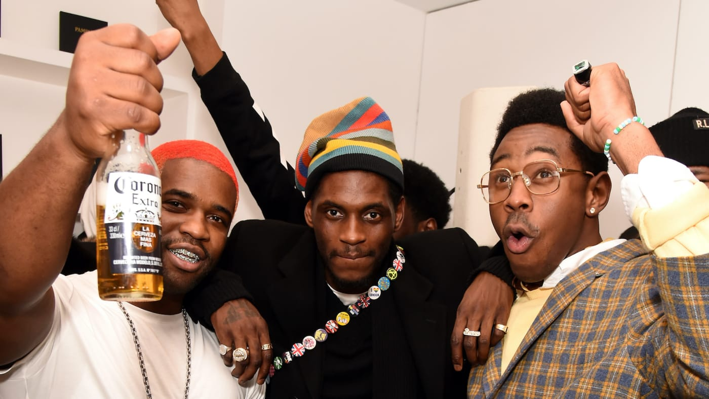 Tyler, the Creator Asap Nast Style Feud Explained