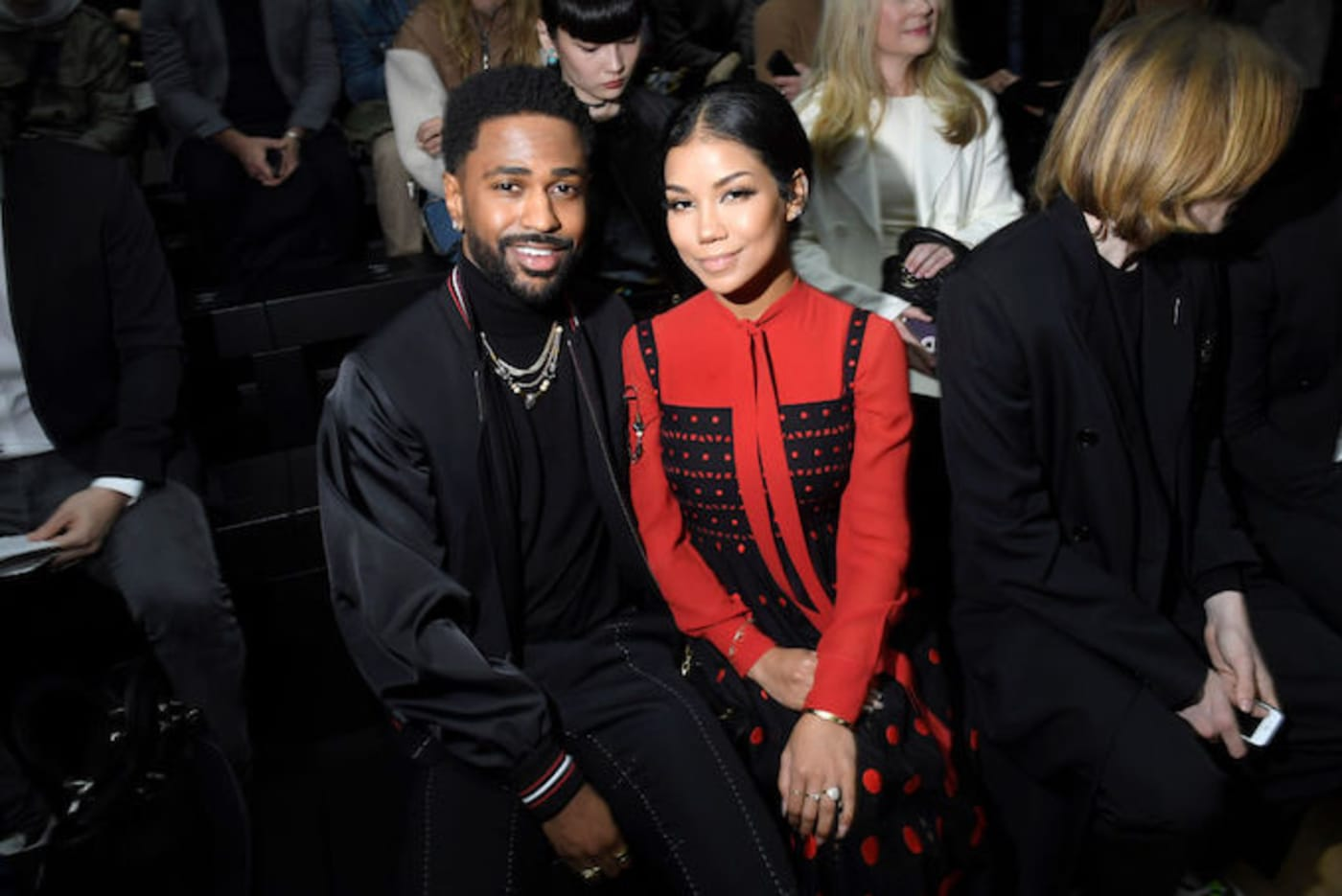 This is a picture of Jhene Aiko.