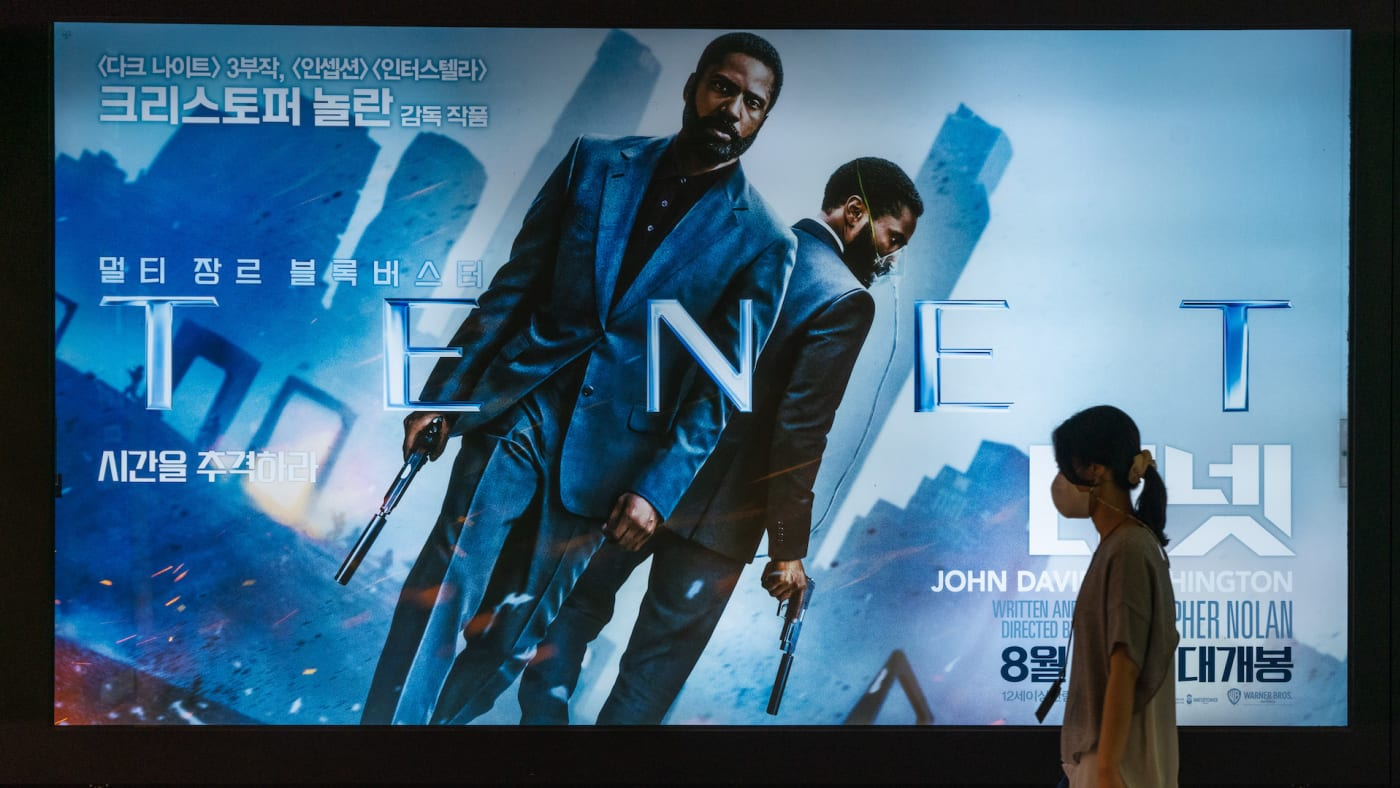 tenet box office