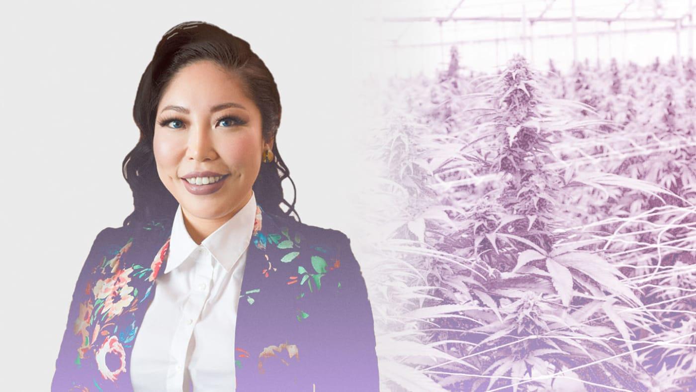 Woman in Cannabis: Susan Hwang