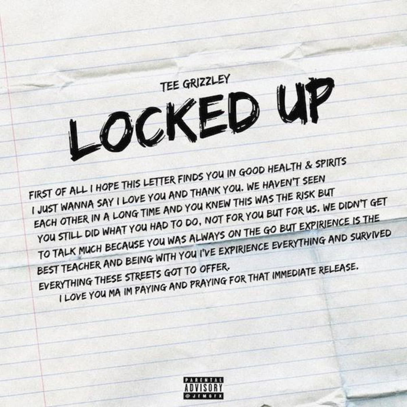 """Tee Grizzley """"Locked Up"""""""