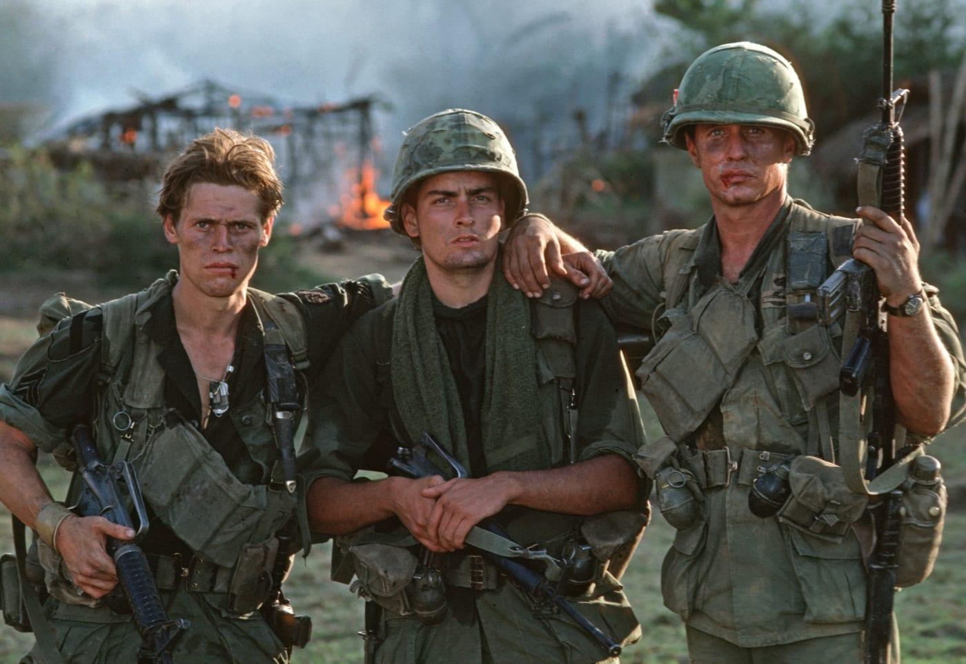 50 best 80s movies platoon