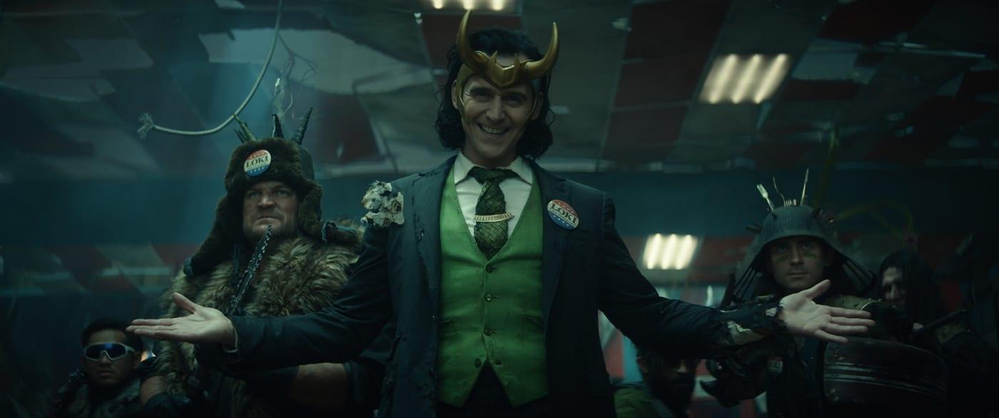 Loki Disney+ Marvel Comics