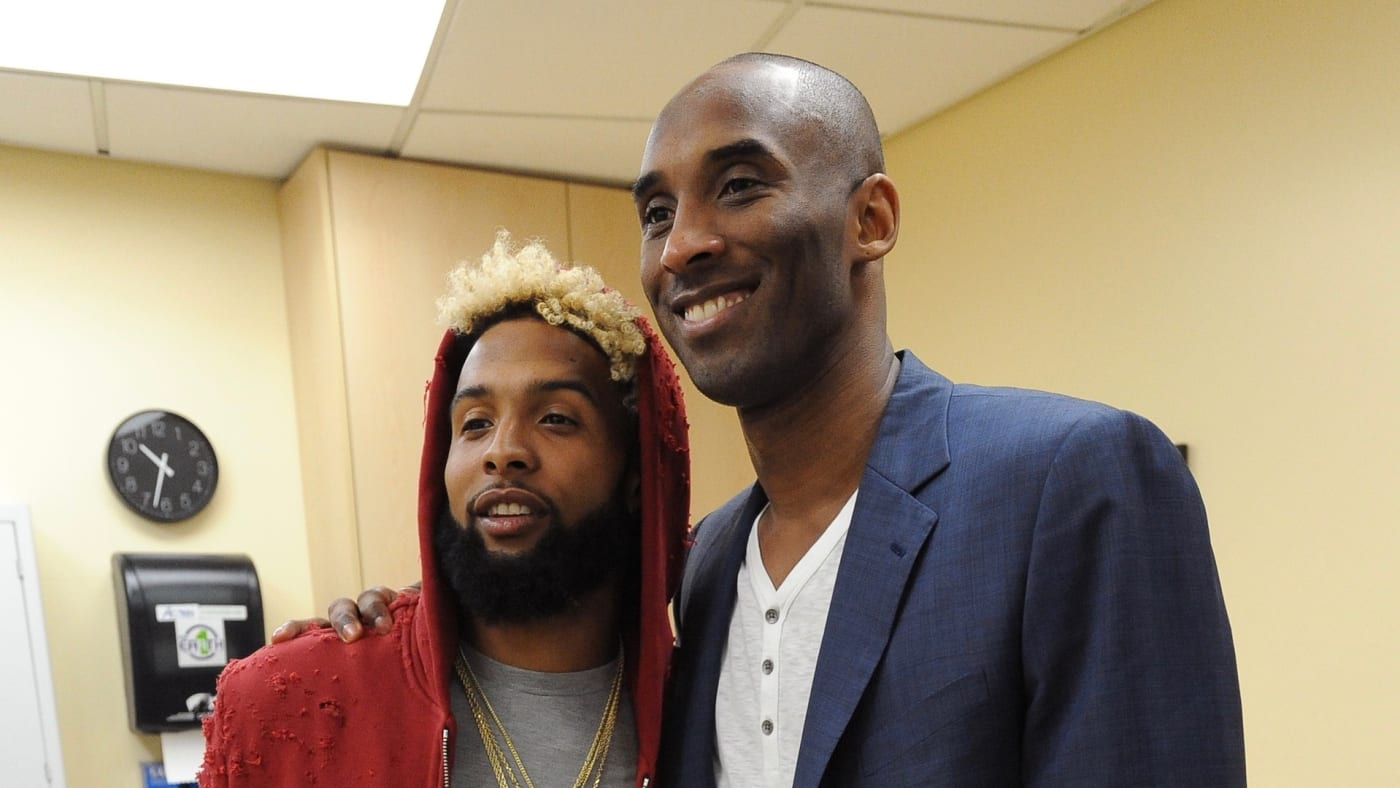 Kobe Bryant and Odell