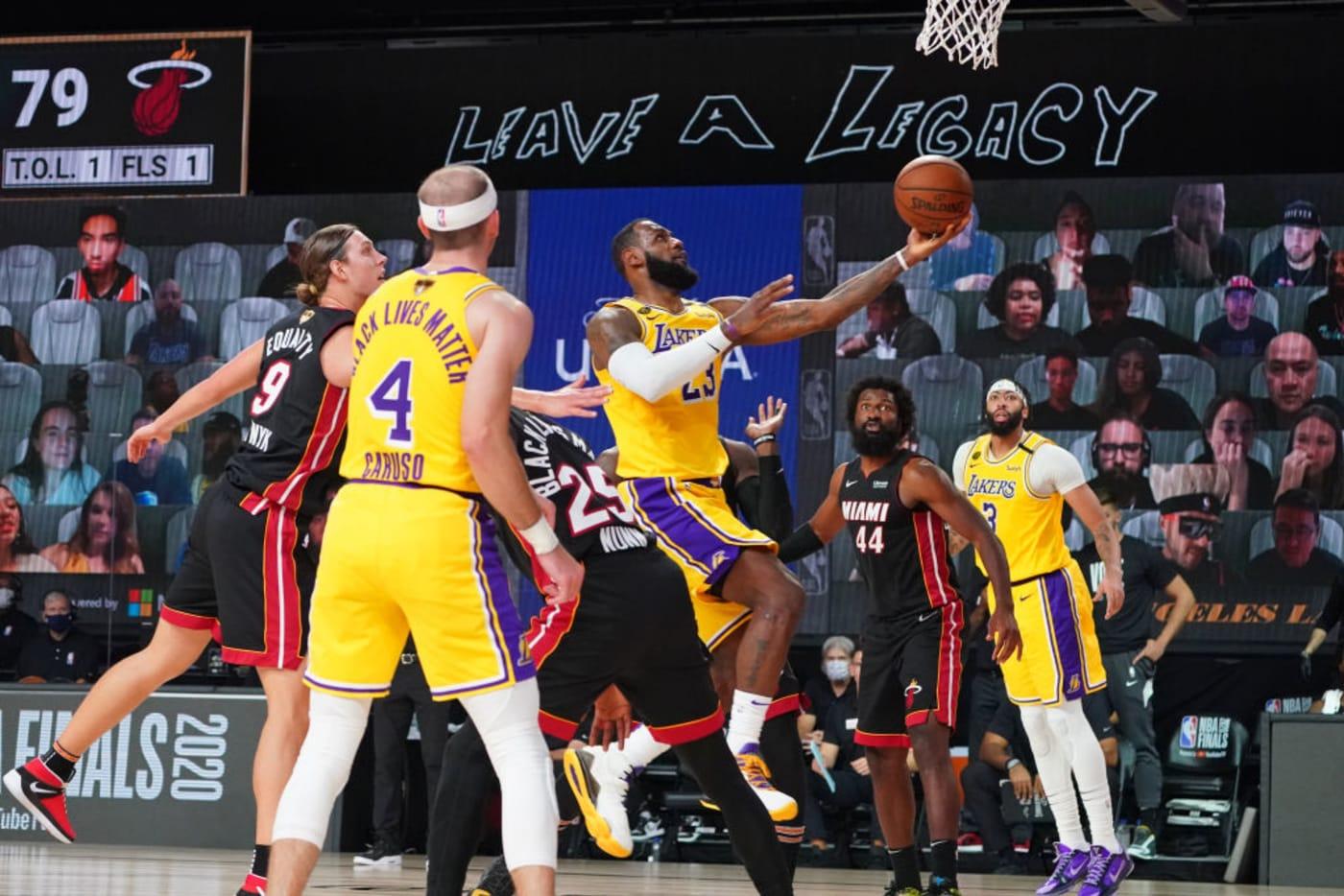 Champion Black Business 2020 NBA Finals