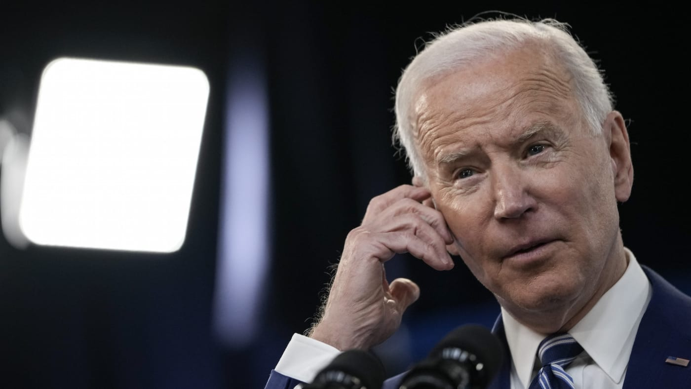 Joe Biden delivers remarks on the COVID-19 response