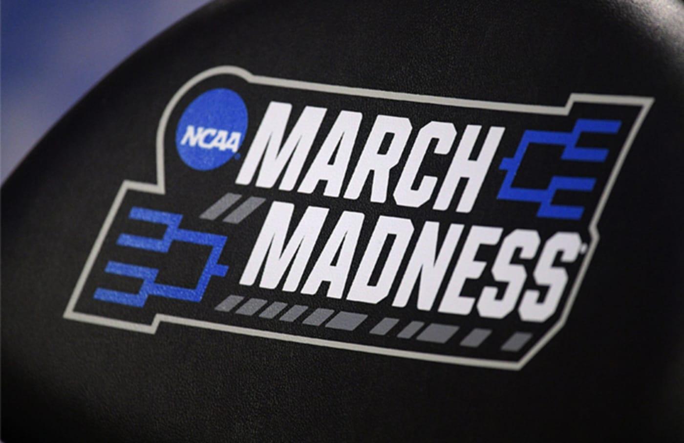 march madness logo getty