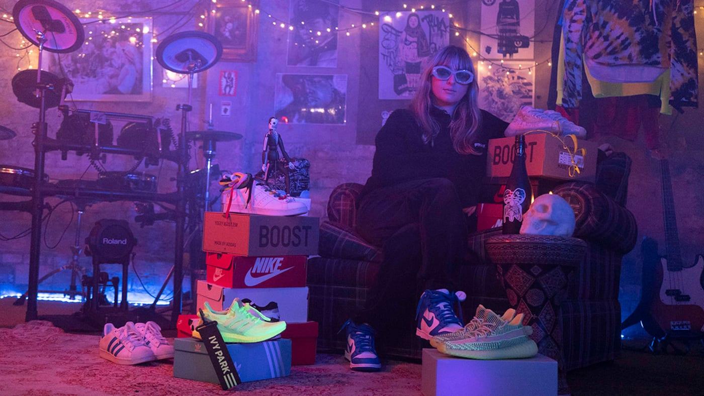 Sneaker Con Australia sneaker authenticator Jasmine Habbouchi