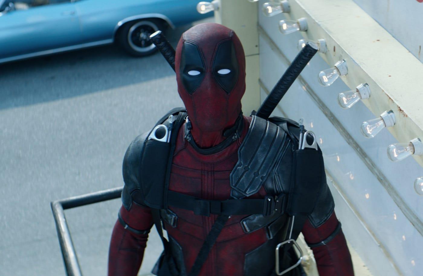 Ryan Reynolds as Deadpool in 'Deadpool 2'