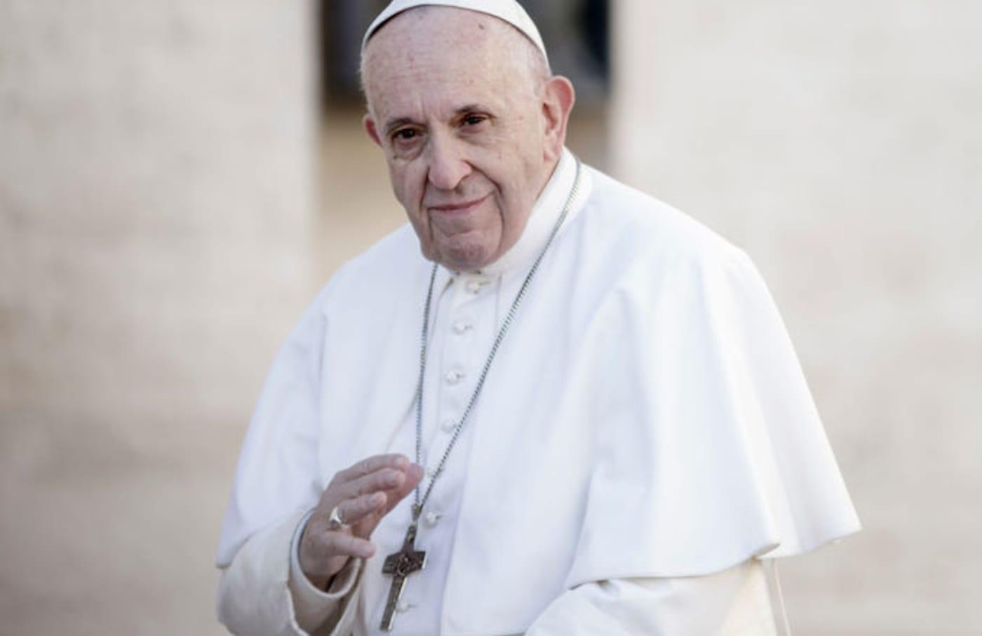 Pope Francis Lambo