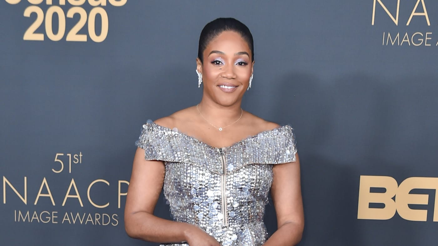 Tiffany Haddish attends the 51st NAACP Image Awards