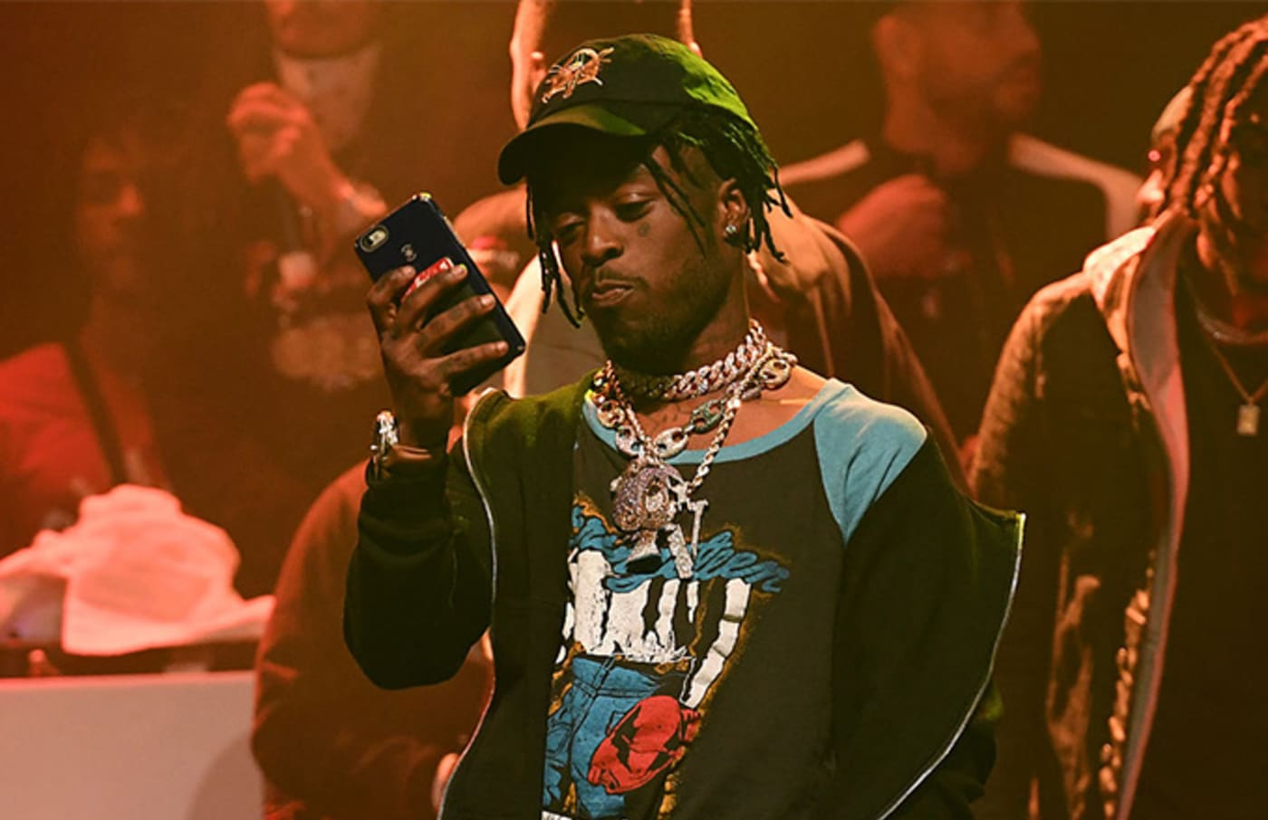 This is a photo of Lil Uzi Vert.