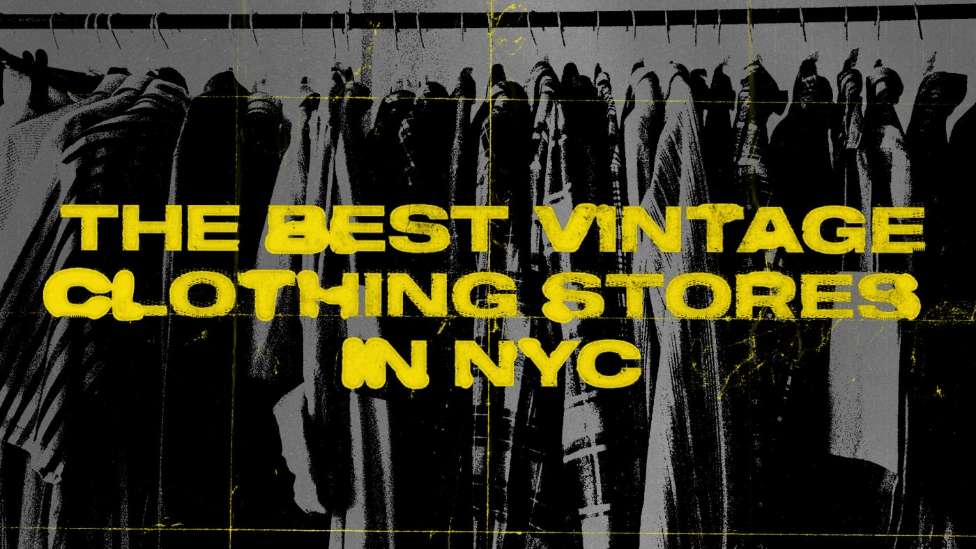 Best Vintage Stores in NYC