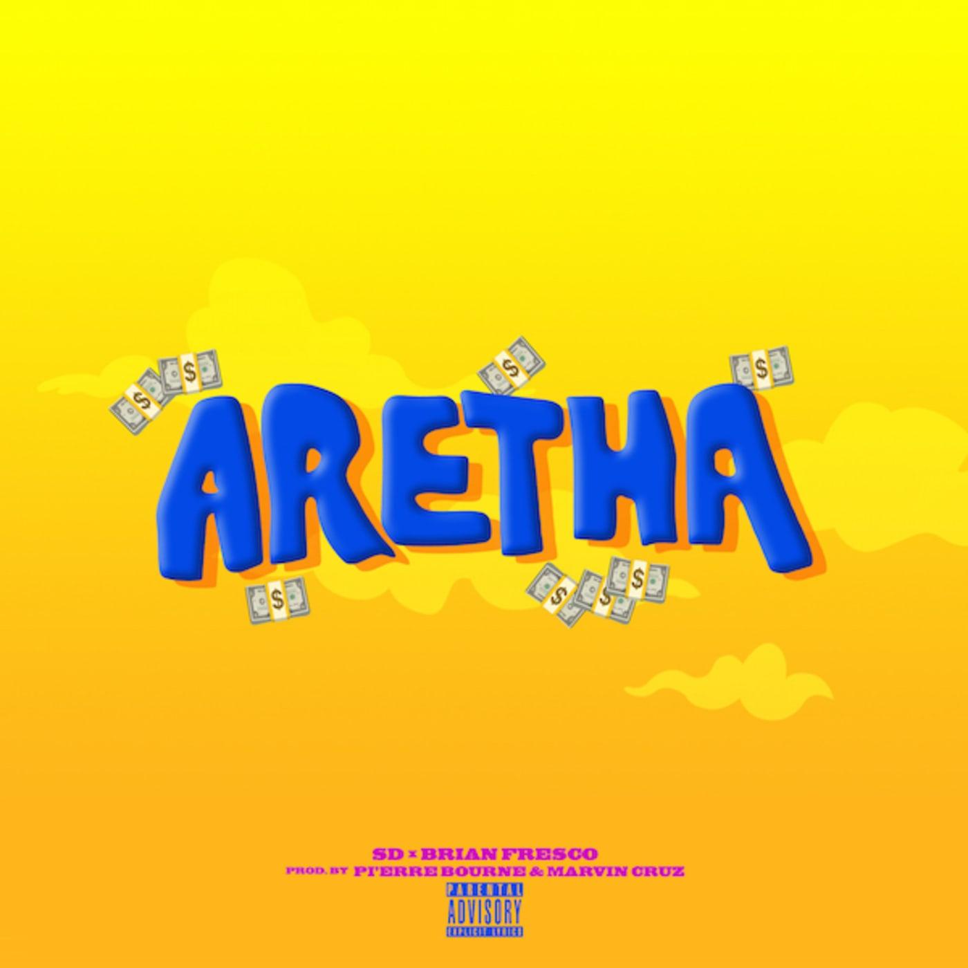 """Brian Fresco and SD — """"Aretha"""""""