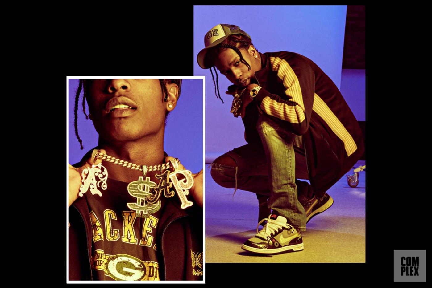 ASAP Rocky Open Late Sneakers