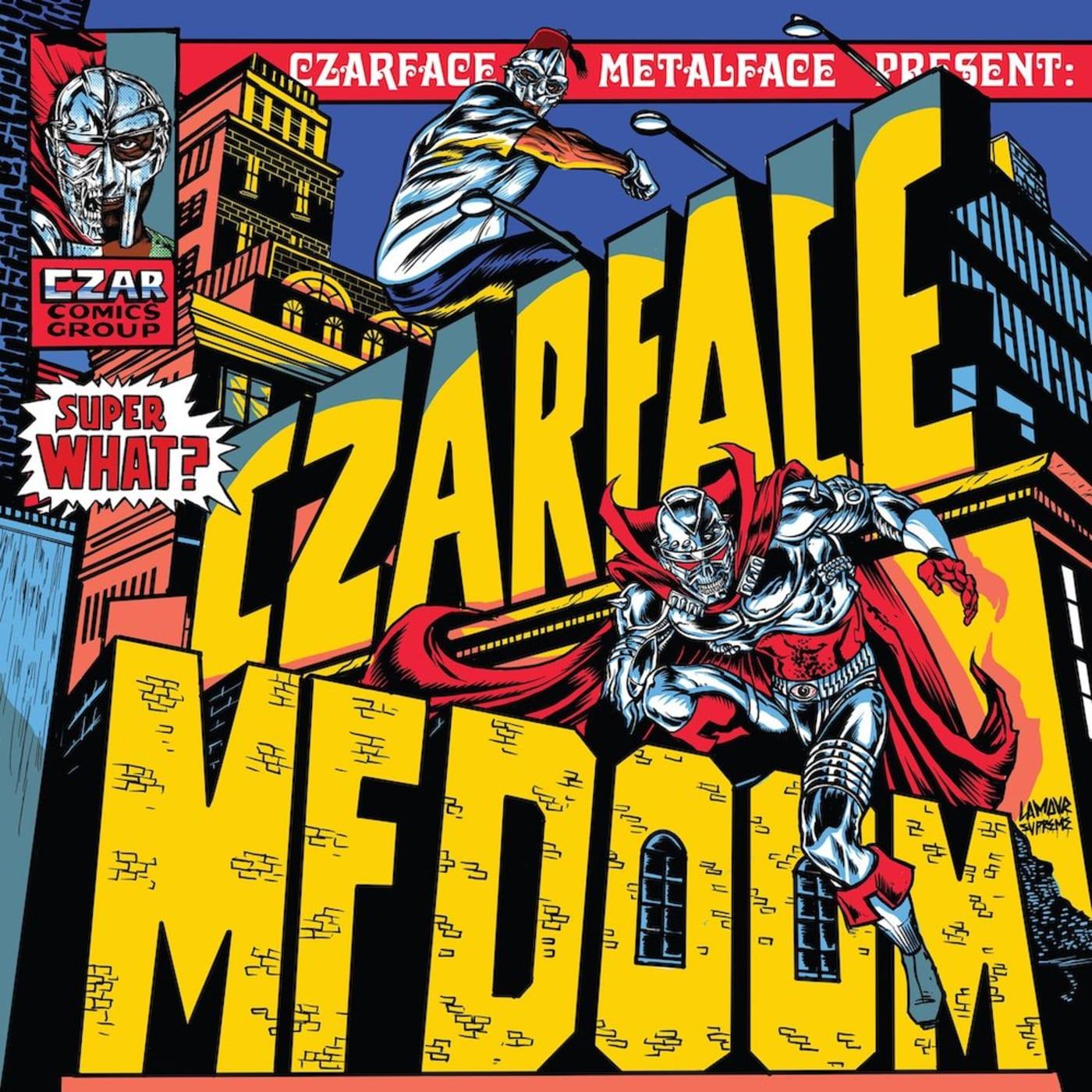 MF DOOM x Czarface 'Super What?'