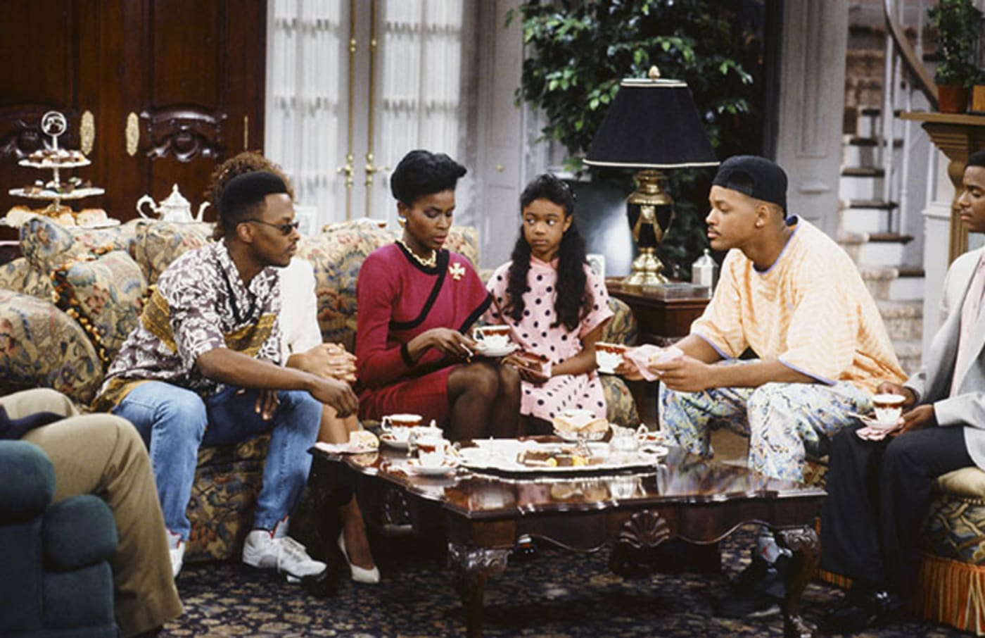 This is a photo of The Fresh Prince.
