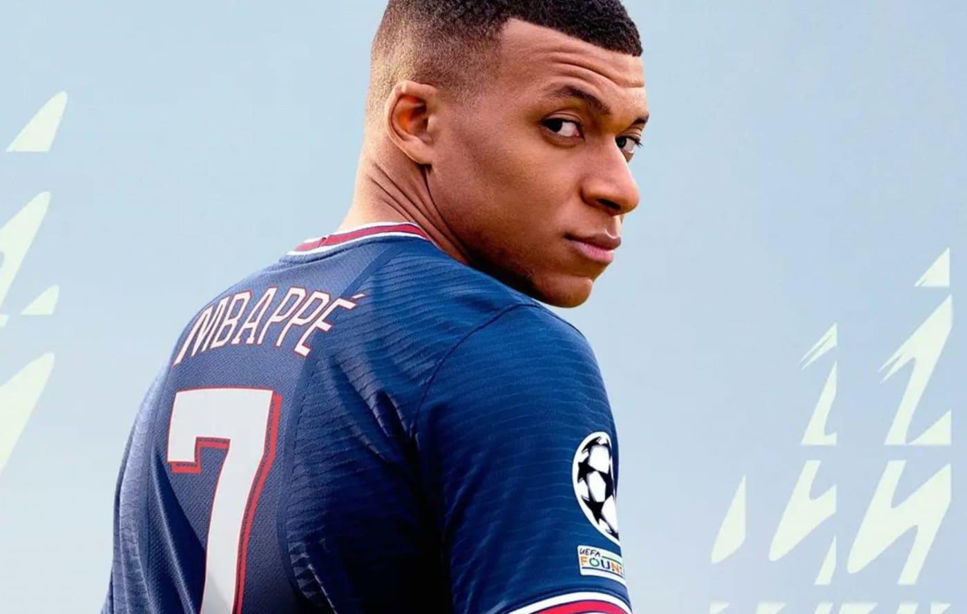 FIFA 22 credit: Twitter
