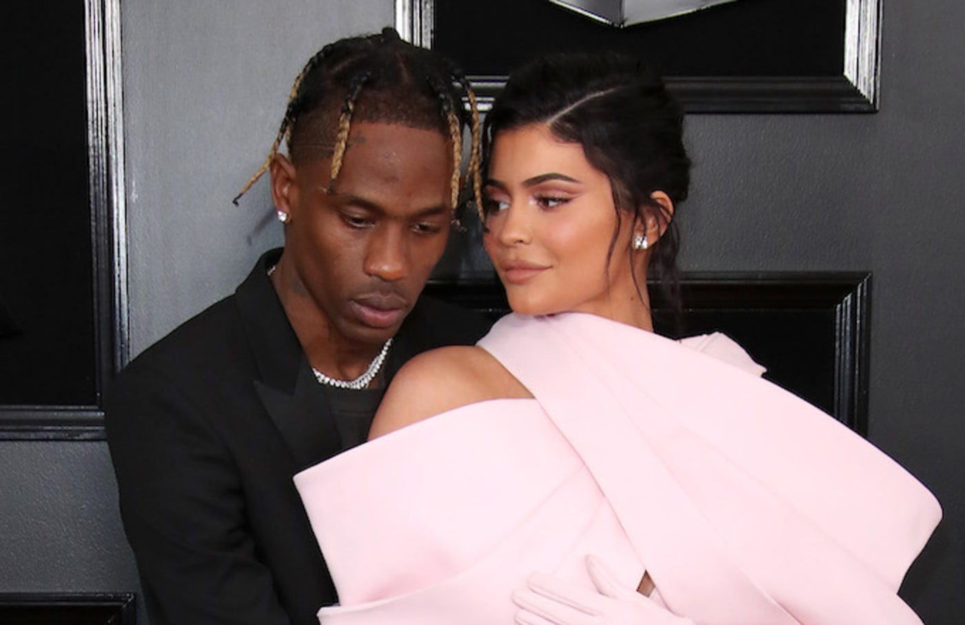 travis scott kylie cheating maybe