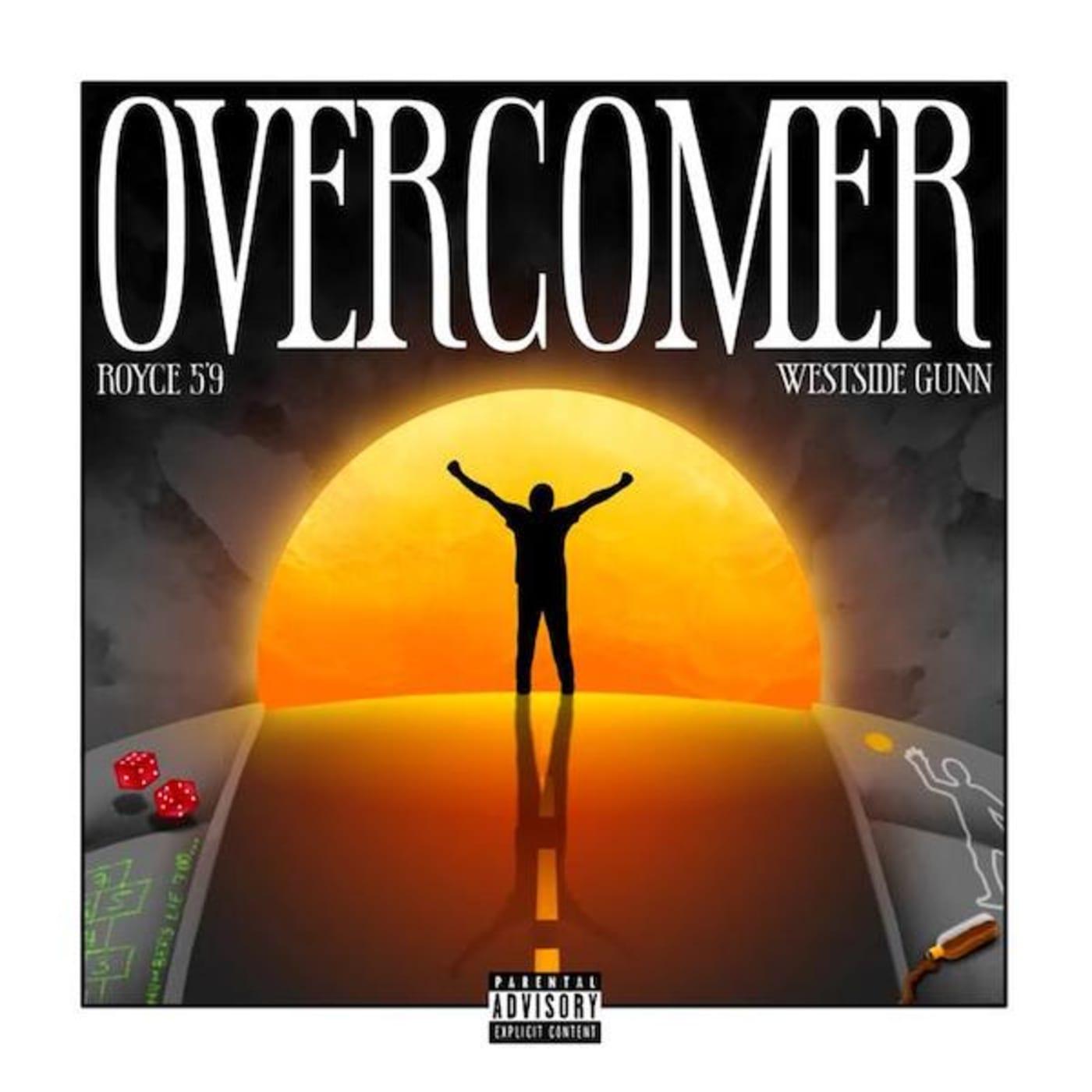 "Royce Da 5'9"" ""Overcomer"" f/ Westside Gunn"