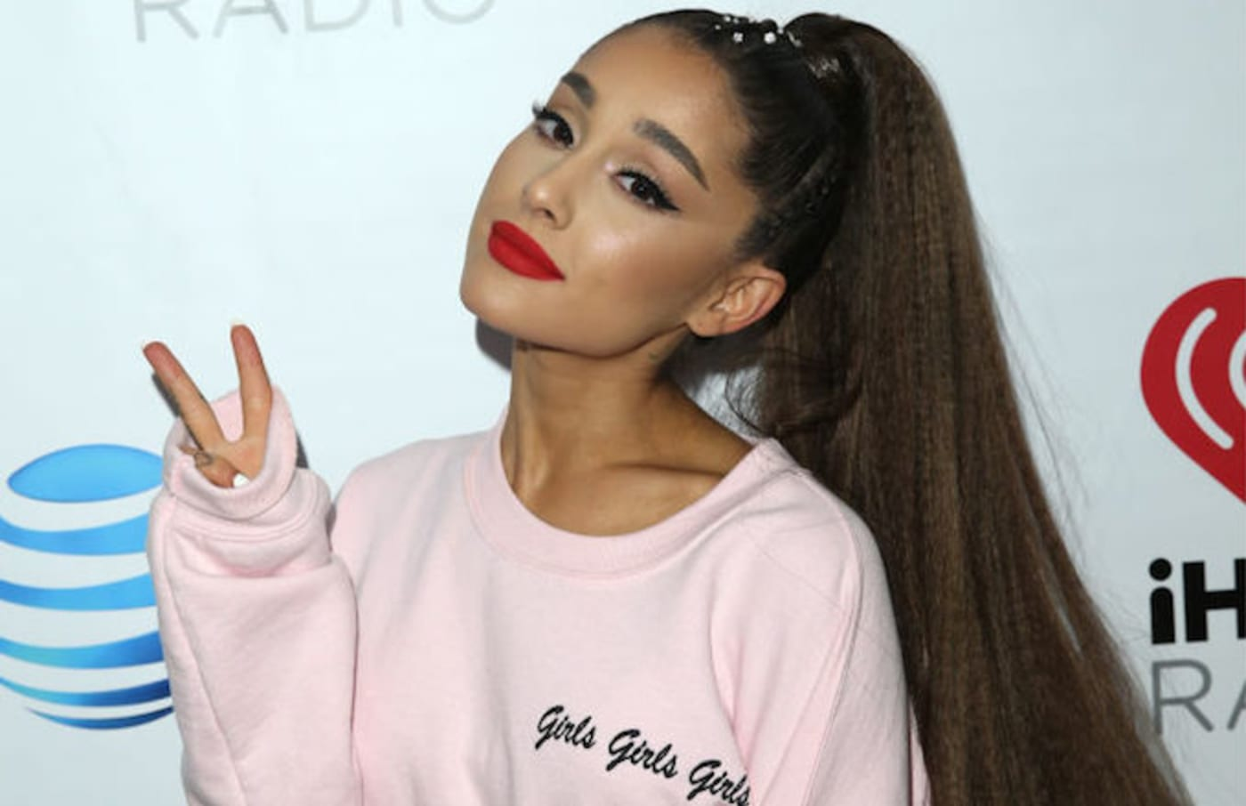 Ariana Grande thank u next video