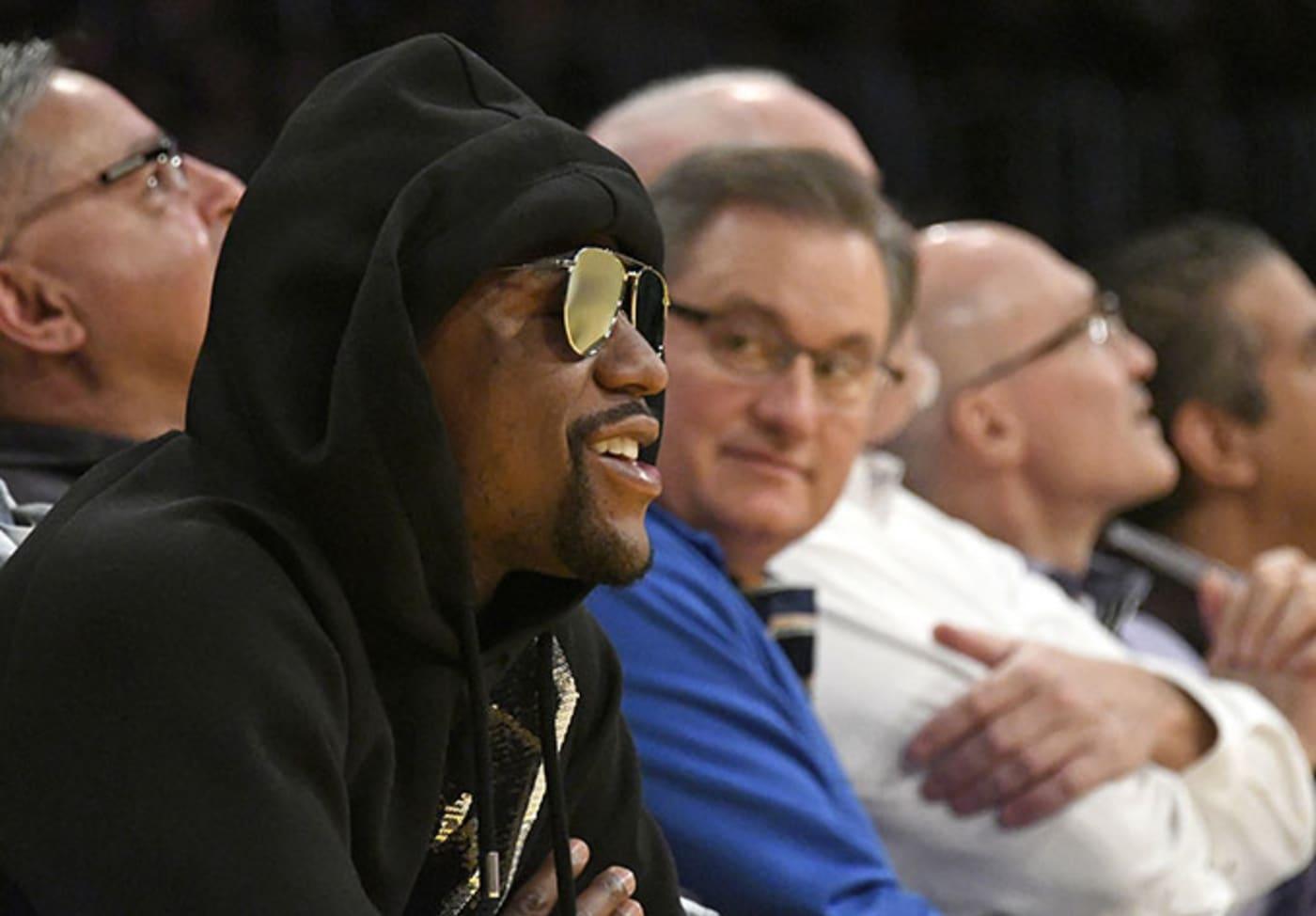 floyd mayweather wearing sunglasses