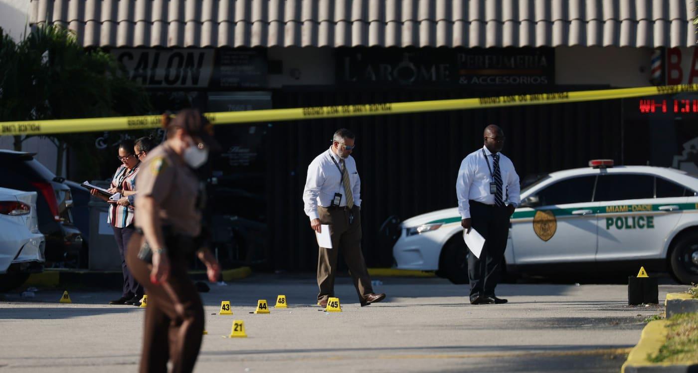 Florida banquet hall shooting