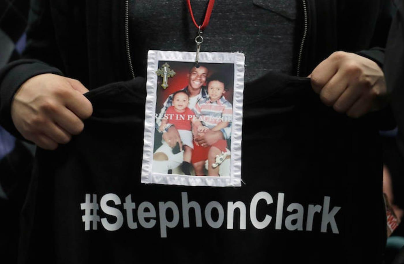 Stephon Clark Autopsy