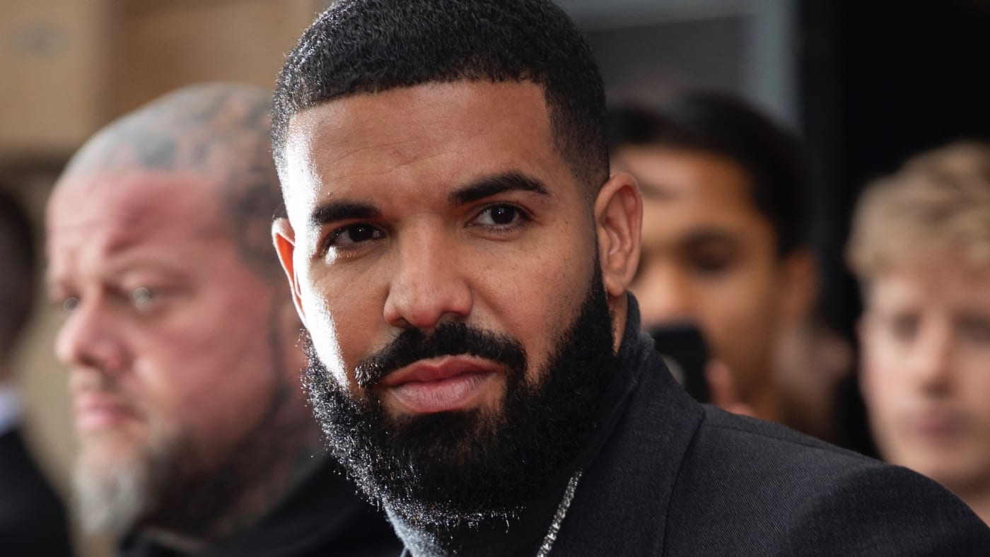 """Drake attends the """"Top Boy"""" UK Premiere at Hackney Picturehouse"""