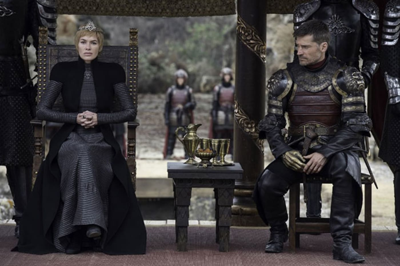 jamie and cersei lannister