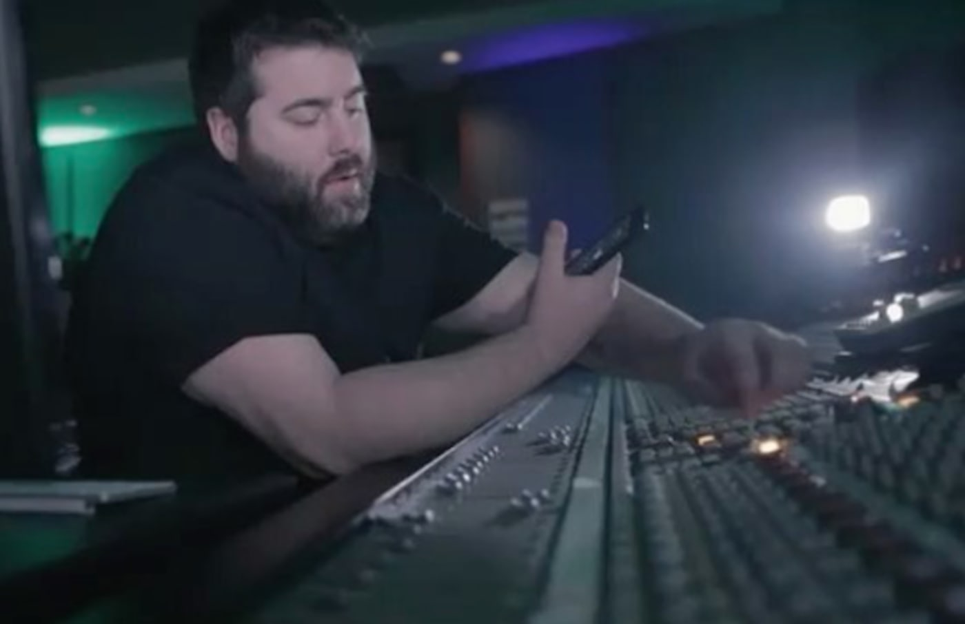 Screenshot of Seth Firkins from video posted by Zoey Dollaz.