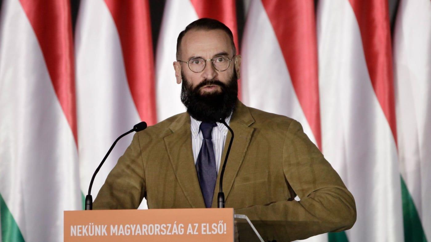 sex party anti lgbtq hungarian lawmaker resigns