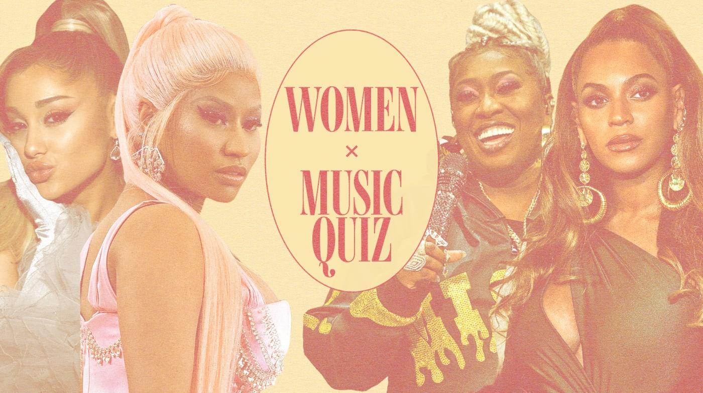 Women x Music Quiz