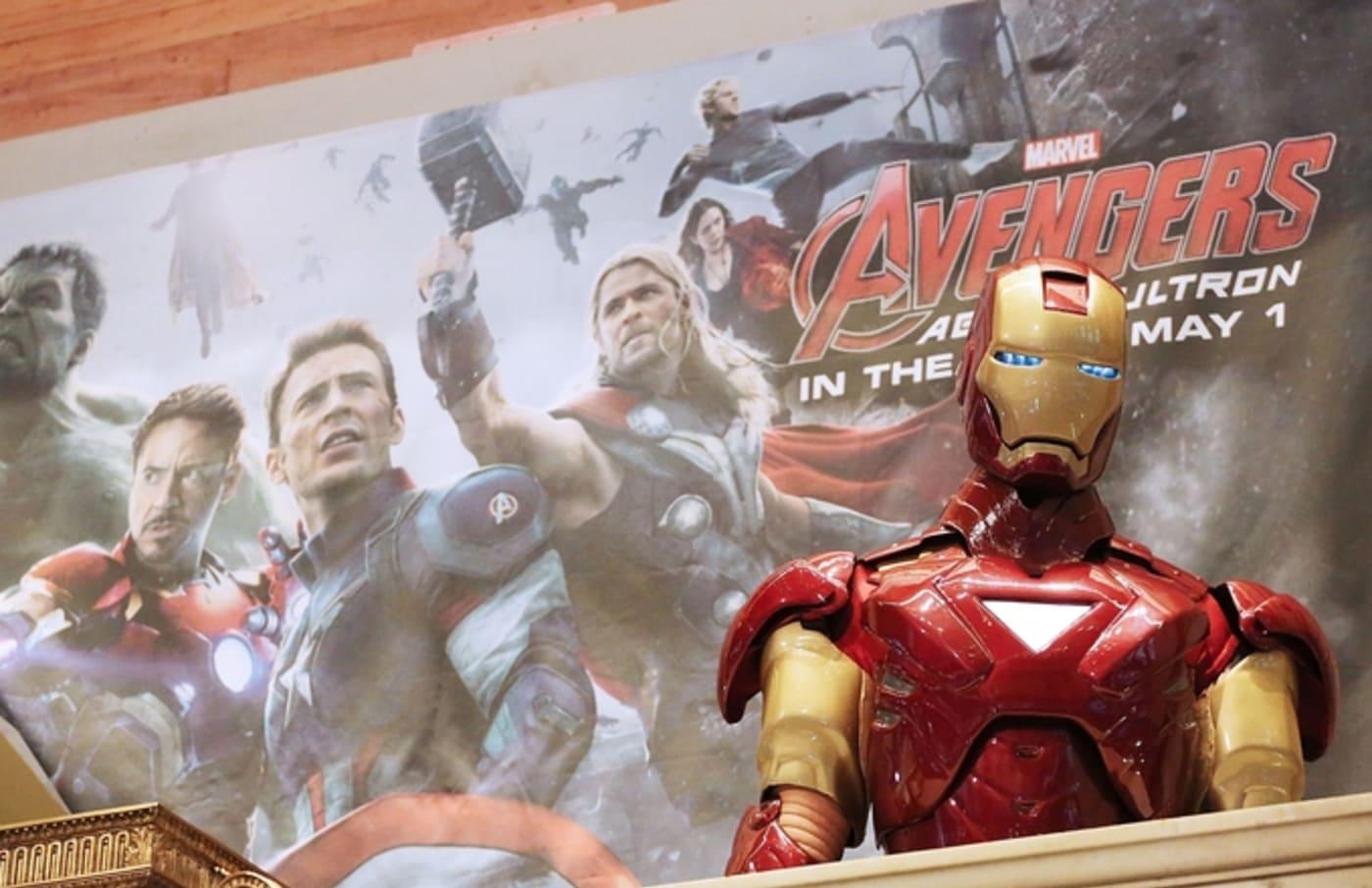 iron man avengers movie
