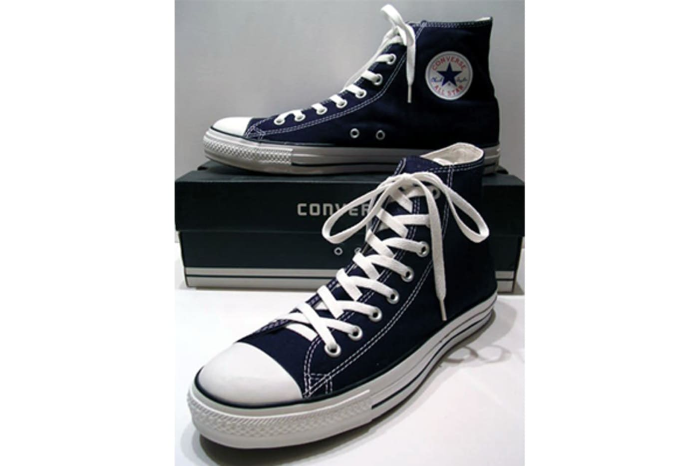50 things converse all star basic design 1949