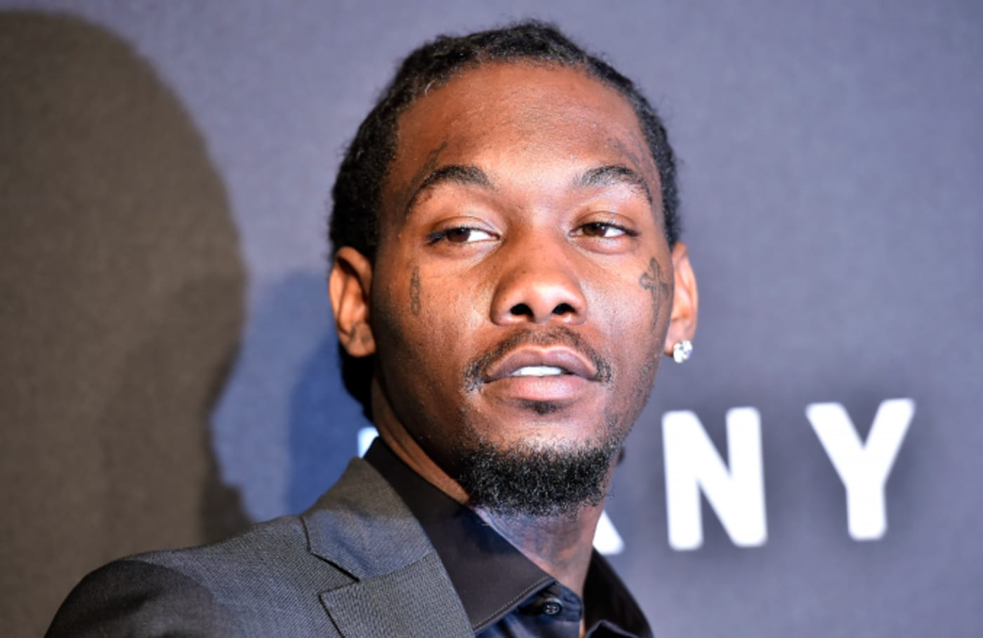 Offset attends the DKNY 30th Anniversary party