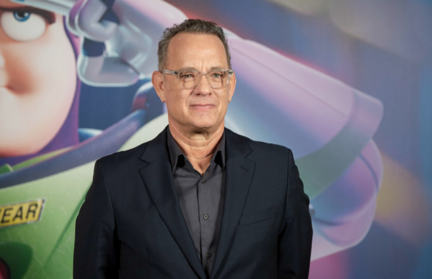Tom Hanks attends the 'Toy Story 4' photocall