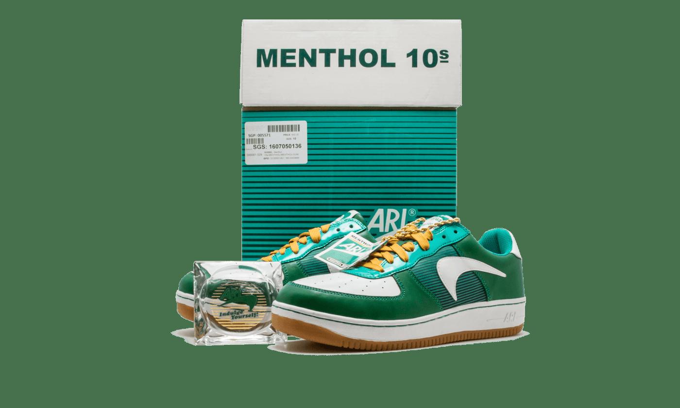 Ari Menthol 10s