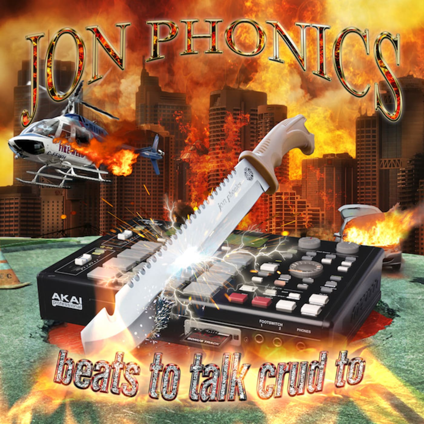 jon phonics beat tape cover