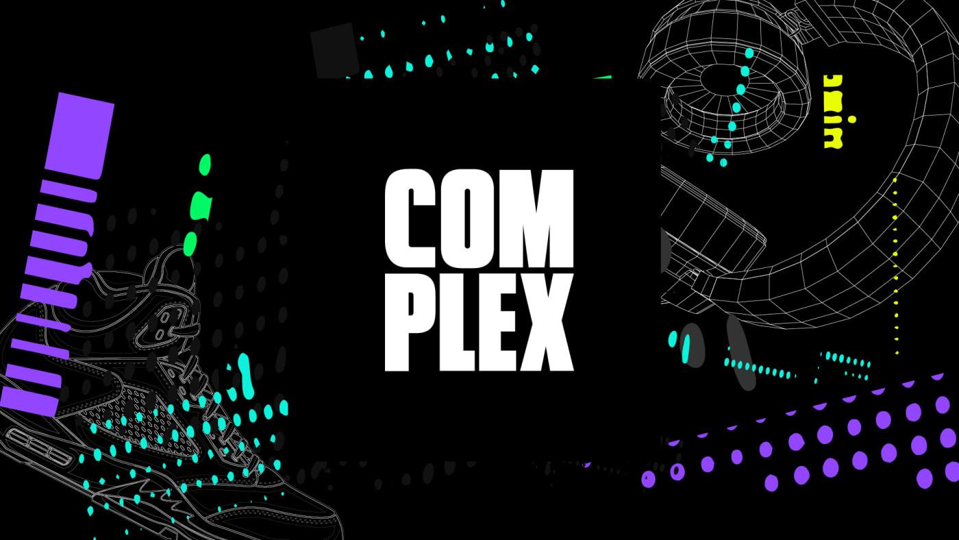 Complex x Twitch