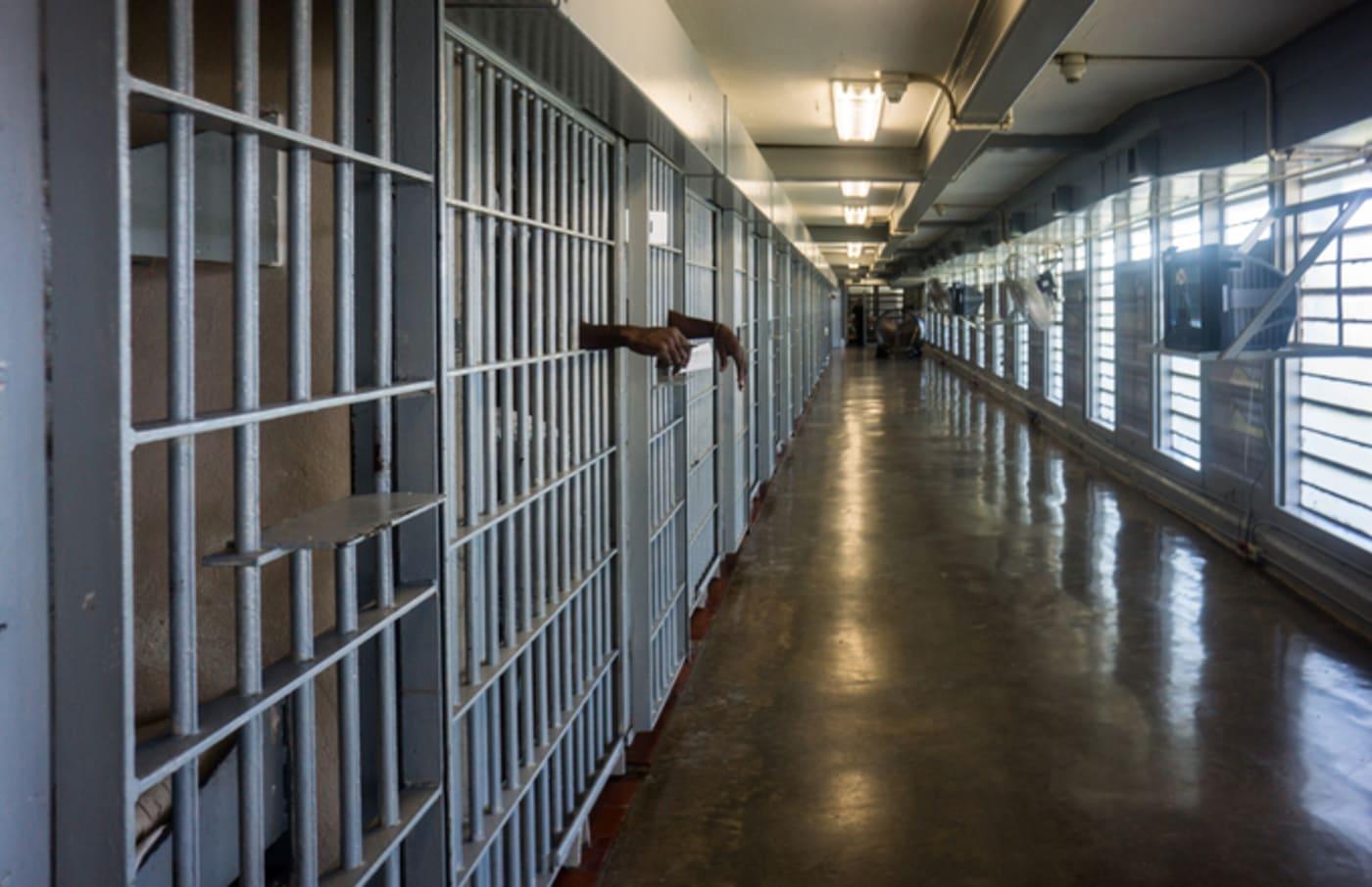 prison bars lousiana